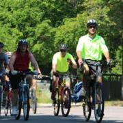 cyclingsavvy class on bikes